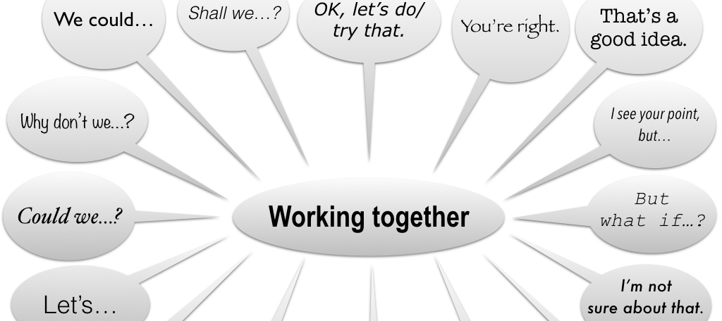 Team building and collaboration: Up for a Challenge?