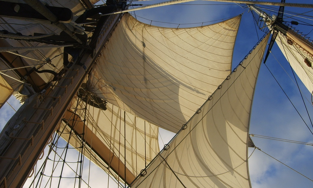 """Mariners Ahoy! — """"The Rime of the AncientMariner"""""""